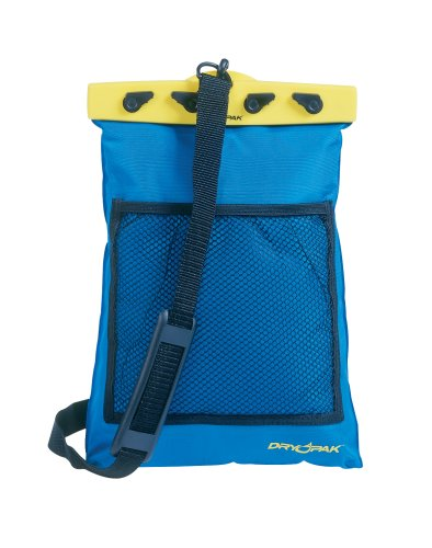 Kwik Tek Dry Pak Multi-Purpose Nylon Case (9-Inchx12-Inchx3-Inch)