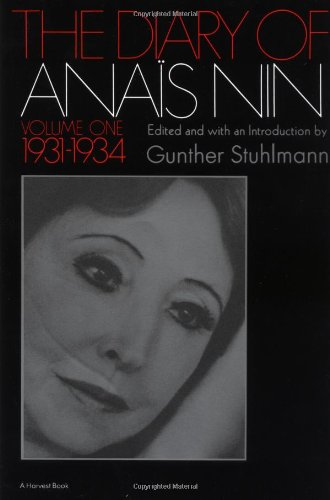 Image of The Diary of Anais Nin, 1931-1934