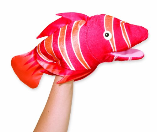 Manhattan Toy Tropical Friends Hand Puppets by Manhattan Toy - Lion Fish