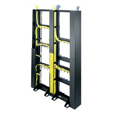 Middle Atlantic Ck-45E Ck Series 45U Space Relay Rack End Cable Organizer