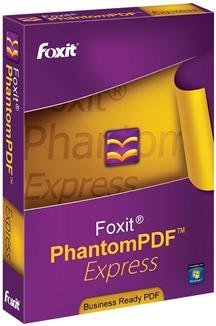FOXIT PHANTOMPDF EXPRESS (SOFTWARE - PRODUCTIVITY)