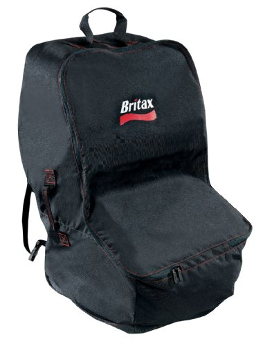 Britax Car Seat Travel Bag, Black