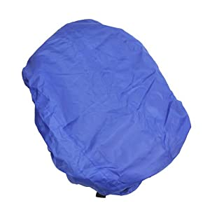 Backpack Rain Cover, 20L to 40L Small Bag, Blue