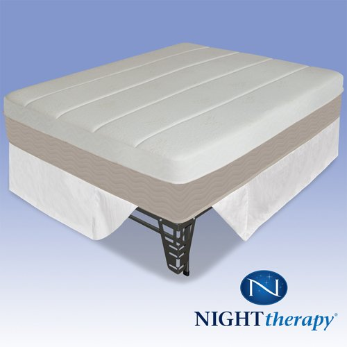 Night Therapy 14 Grand Memory Foam Mattress Complete Set King Buy Niederros