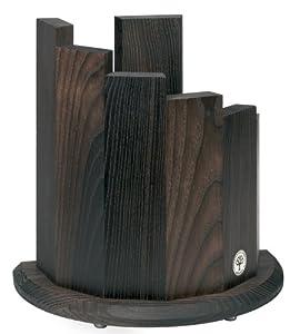 Boker Wood Magnetic Knife Block, Makassar by Boker