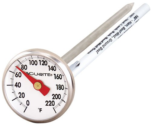 Chaney Instrument 00640 Acu-Rite Instant Read Thermometer with 1