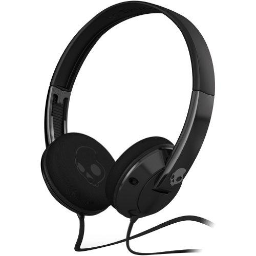 Skullcandy Uprock Premium Wired Headphone - Black/Black / One Size