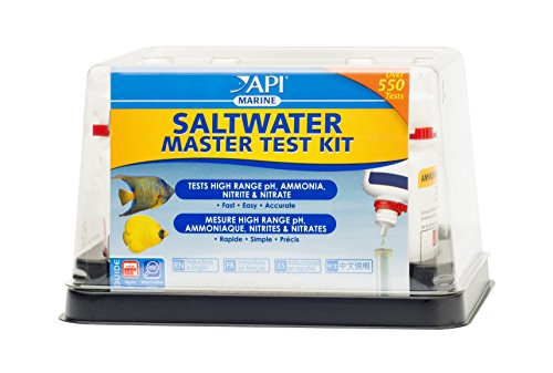 API Saltwater Master Test Kit (Kit Water Test compare prices)