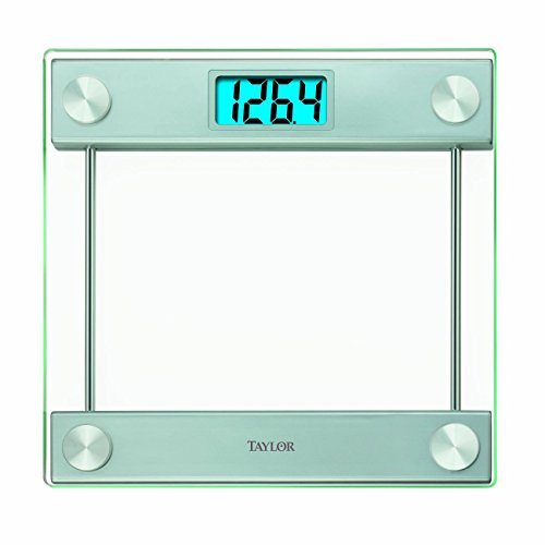 Taylor Glass Dig. Bath Scale by Taylor - 7519-4192