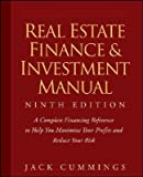 img - for Real Estate Finance & Investment Manual   [REAL ESTATE FINANCE & INVES-9E] [Paperback] book / textbook / text book