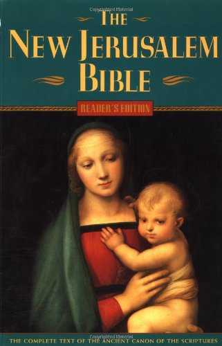 The New Jerusalem Bible, Reader's Edition (The Complete...