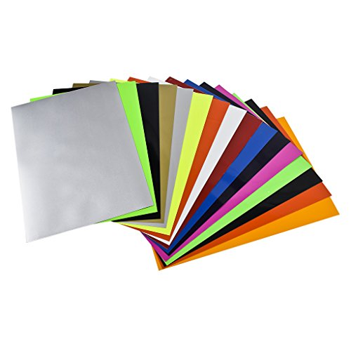 Newcomdigi Heat Transfer Vinyl Sheets Heat Transfer Vinyl