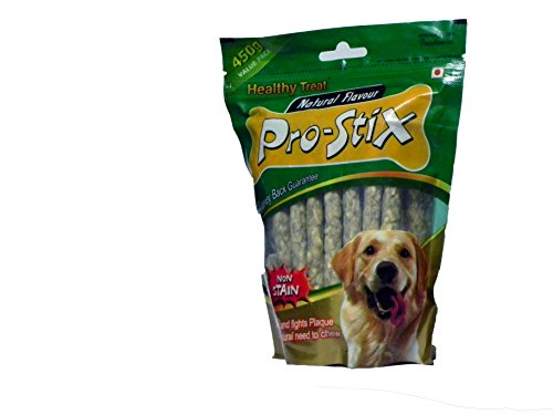 Paws For A Cause Pro Stix Dog Chew Sticks Natural Dog Treat Pack Of Three
