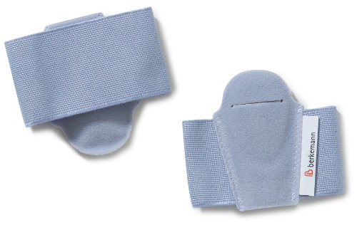 Berkemann Spreizfußbandage m. Pelotte 50008320002660, Schuhpads, Grau (grau), Größe XL