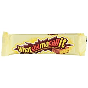 Amazon.com : Whatchamacallit Candy Bar, 1.6-Ounce Bars (Pack of 36