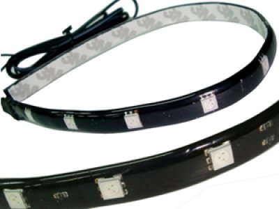 "18"" Audi Style Flexible Led Strip Light Bar (1 Pair) For Toyota Tacoma"