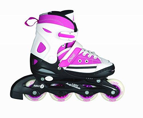 Chicago Rally Junior Girls Adjustable Inline Skate (Size 5-8) (Chicago Roller Blades compare prices)