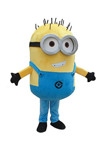 Mocoz Despicable Me Minions Mascot Costume Cosplay Costumes