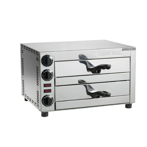 "Maestrowave 2x12"" Pizza Oven - MEMT15060 - 440(w)380(d)290(h)mm - Pack Size: Single"