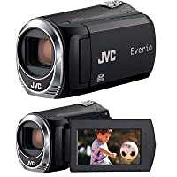 JVC GZ-MS110 Everio S Flash Memory Camcorder from Victor Company of Japan, Limited