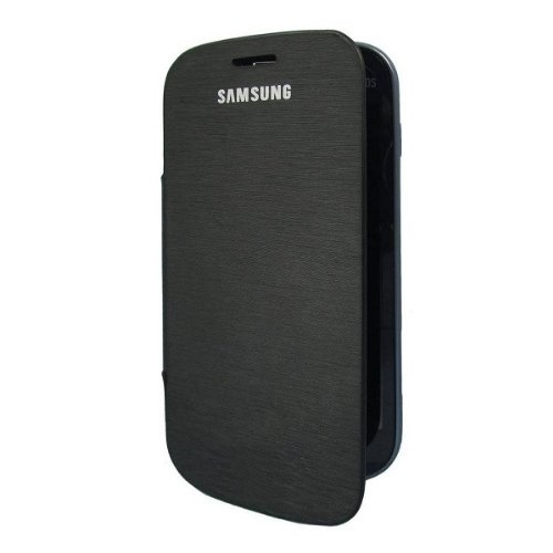 YGS Flip Case-Black for Samsung Galaxy SDUOS GT7392  available at amazon for Rs.199