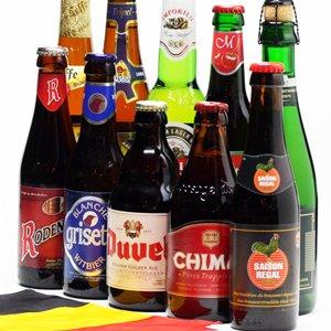 初めてのベルギービールセット~かんぺき10スタイル飲みくらべ