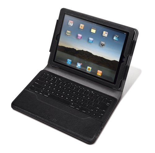 iLuv Professional Case with Detachable Bluetooth Keyboard for iPad 2