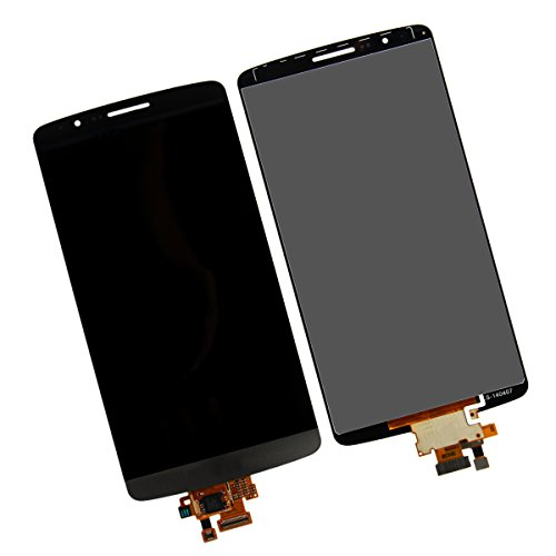 Full Lcd Screen Display Touch Digitizer Assembly Compatible For Lg G3 D855 D850 (Grey)