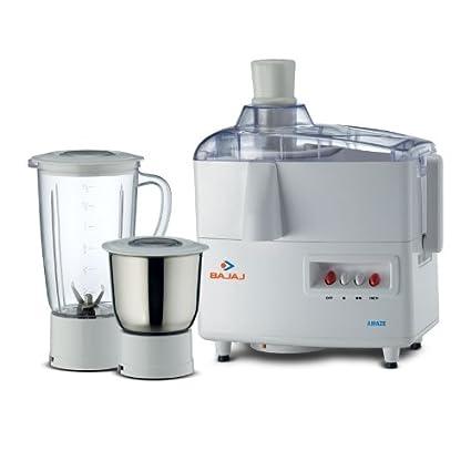 Bajaj Amaze 450W Juicer Mixer Grinder