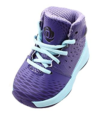 Buy adidas Boy's Derrick Rose 3.5 Basketball Shoe (Toddler) by adidas