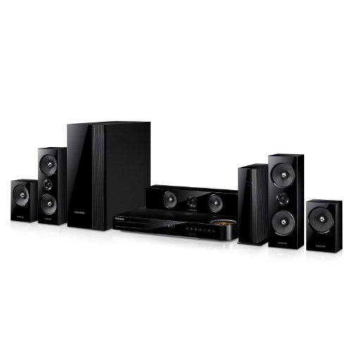 Samsung 5.1 Channel 3D Smart Blu-ray Home Theater