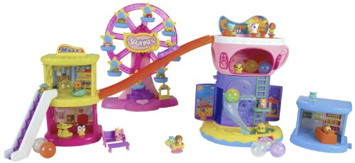 Squinkies Adventure Mall Surprize Play Set