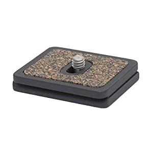 Universal Quick Release Plate with Cork Top