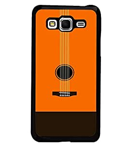 PrintDhaba Strings D-3290 Back Case Cover for SAMSUNG GALAXY GRAND PRIME (Multi-Coloured)