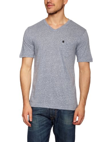 Quiksilver Jina Plain Men's T-Shirt Midnight Blue XX-Large