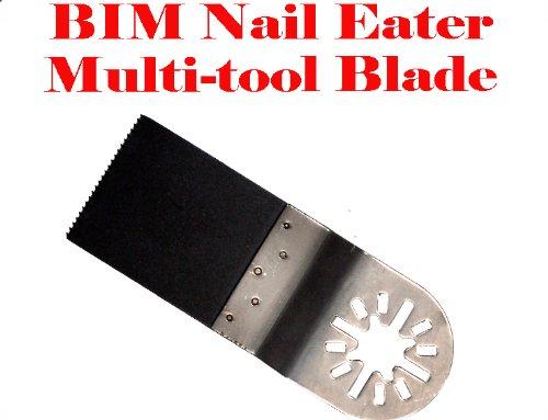 Nail Eater Oscillating Multi Tool Saw Blades For Fein Multimaster Bosch Multi-X Craftsman Nextec Dremel Multi-Max Ridgid Dremel Chicago