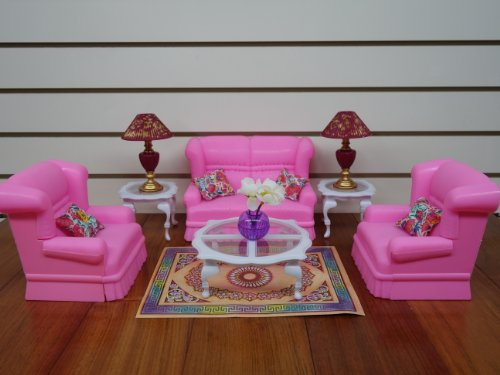 My Fancy Life Style Home Living Room Playset - 1