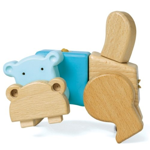 Smart Gear Click 'N Play Hippo Building Set - 1
