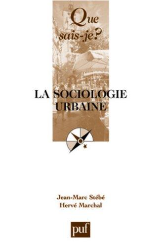 Yves Grafmeyer Jean-Yves Authier Sociologie urbaine