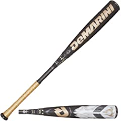 DeMarini 2014 VooDoo OverLord WTDXVD5 Big Barrel Baseball Bat (-5) by Wilson