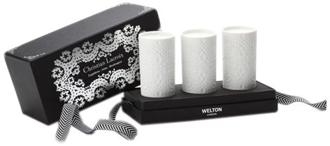 Christian Lacroix Fragrance Candle Gift Set