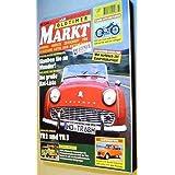 Oldtimer-Markt 7/2000,Triumph TR2 und TR3,BMW R 39,Kaufberatung Citroen 2 CV,Maserati Mexico,50 Jahre VW-Bus,Benelli...