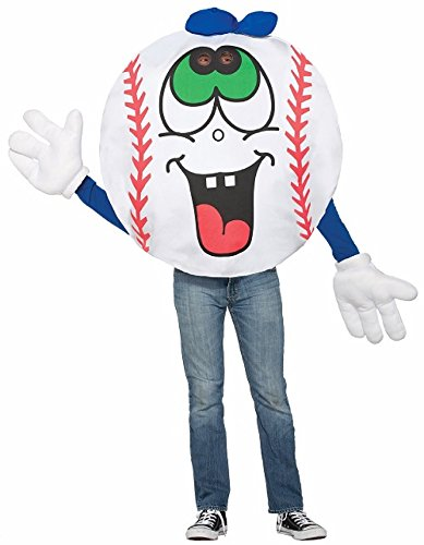 Men's Baseball Costume