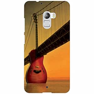 Lenovo K4 Note Printed Mobile Back Cover
