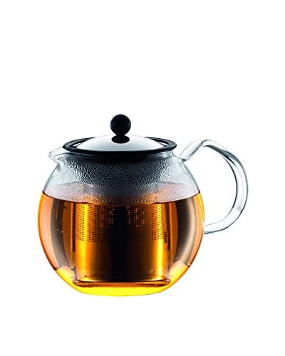 Bodum Assam 51-Oz. Tea Press with a Stainless Steel Filter