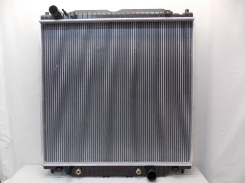 2887 RADIATOR FOR FORD FITS F250 F350 F450 F550 SUPER DUTY 5.4 6.0 6.8 V8 V10 (2007 Ford F350 Radiator compare prices)