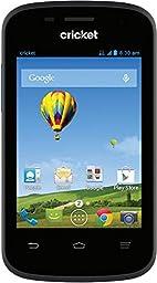ZTE Prelude 2 Z667G SmartPhone (Cricket) -Black