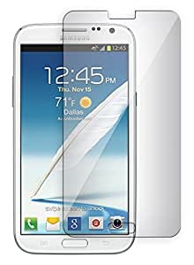 Tempered Glass with Nano Oil Coating, 9H Hardness, 0.33mm thin, Rounded edges, Designed for Samsung Galaxy Note 2