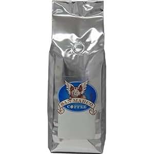San Marco Coffee Decaffeinated Flavored Ground Coffee, Chocolate Mint, 1 Pound