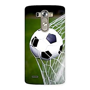 Special Goal Green Back Case Cover for LG G3